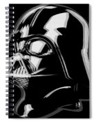 Darth Vader Star Wars Spiral Notebook
