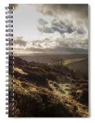 Dartmoor Drama Spiral Notebook