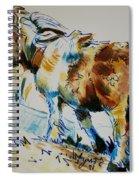 Dartmoor Pony Spiral Notebook