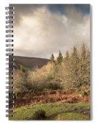 Dartmoor View Spiral Notebook