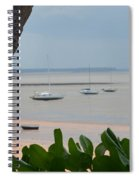 Fannie Bay 1.1 Spiral Notebook