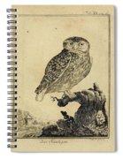 Das Kautzgen Spiral Notebook