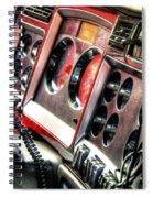 Dashboard 34639 Spiral Notebook