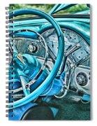 Dashboard-hdr Spiral Notebook