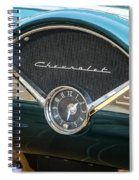 Dashing Spiral Notebook