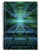 Data Pathways Spiral Notebook