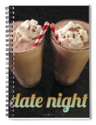 Date Night Spiral Notebook