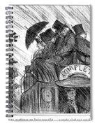 Bus, 1856 Spiral Notebook
