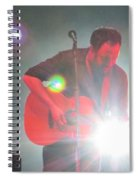Dave In The Spotlight Spiral Notebook