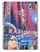 Dave Matthews And Tim Reynolds Live At Radio City Spiral Notebook