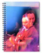 Dave Matthews Crazy Photo2 Spiral Notebook