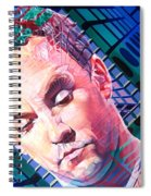 Dave Matthews Open Up My Head Spiral Notebook