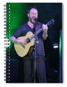 Dave Rocks Tampa Spiral Notebook