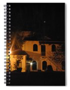 Davenport At Night Spiral Notebook