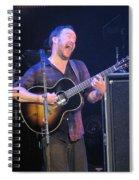 Daves Crazy Face Spiral Notebook