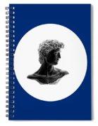 David 37 Spiral Notebook