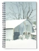 David Hoyles Shed Spiral Notebook