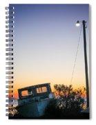 Davis Aground Spiral Notebook