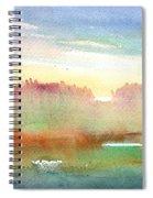Dawn 43 Spiral Notebook