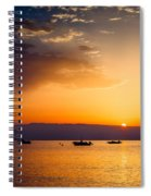 Dawn Spiral Notebook