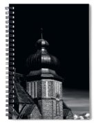 Dawn And Night Spiral Notebook