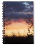 Dawn In The Catskills Spiral Notebook