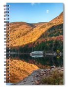 Dawn Over Kinsman Notch Spiral Notebook