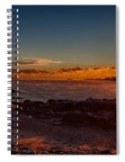 Dawn Rises Spiral Notebook