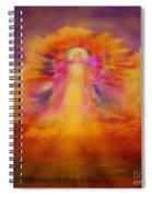 Dawn Sentinal Spiral Notebook