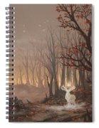 Dawn Spirit Spiral Notebook