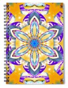 Dawning Reality Spiral Notebook