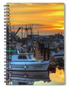 Dawn's Early Light Spiral Notebook