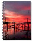 Dawns Preview Spiral Notebook