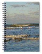 Day At The Ocean Spiral Notebook