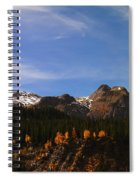 Day Dreaming In Colorado Spiral Notebook
