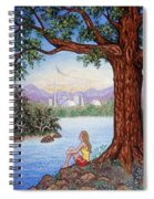 Day Dreams Spiral Notebook