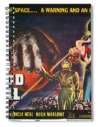 Day The Earth Stood Still Spiral Notebook