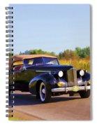 Day Tripper Spiral Notebook