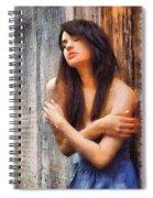 Daydream - Pastels Spiral Notebook