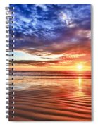 Days End Spiral Notebook