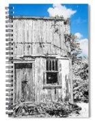 Days Long Past Ir  Spiral Notebook