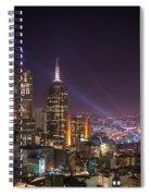 Dazzling Melbourne Spiral Notebook
