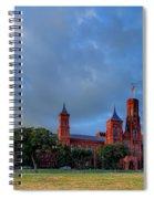 Dc Castle Spiral Notebook
