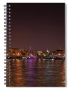 Dc Waterfront Spiral Notebook
