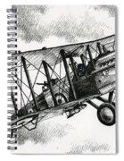 De Havilland Airco Dh.4 Spiral Notebook