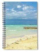 De Playa Spiral Notebook