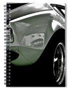 De Tomaso Pantera  1973 Spiral Notebook