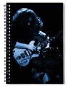 Dead #11 In Blue Spiral Notebook