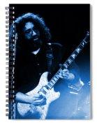 Dead #20 In Blue Spiral Notebook