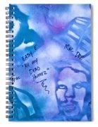 Dead Homiez Spiral Notebook
